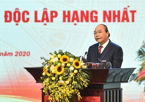 Thủ tướng Nguyễn Xuân Phúc: Làm sao để giàu trước khi già thay vì già trước khi giàu - Ảnh 1