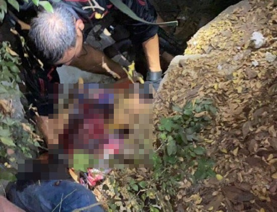 """Vụ nổ súng bắn chết 5 người ở Củ Chi: Khám nghiệm hiện trường vây bắt Tuấn """"khỉ""""  - Ảnh 1"""