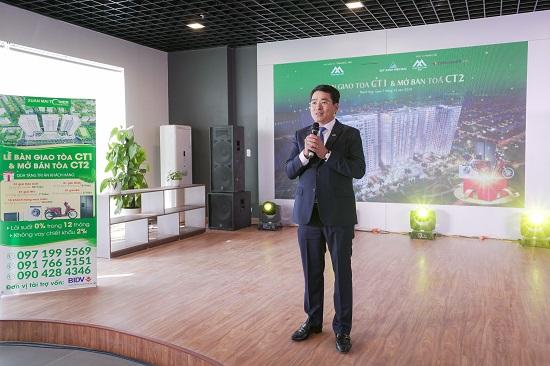 Tưng bừng sự kiện bàn giao tòa CT1 và mở bán tòa trung tâm Xuân Mai Tower Thanh Hóa - Ảnh 1