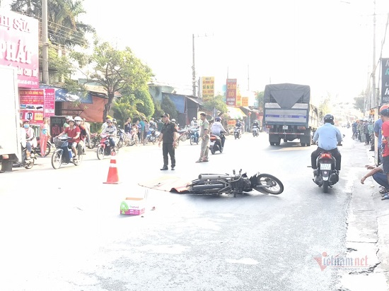 Tin tai nạn giao thông mới nhất ngày 27/2/2020: Xe ben tông cụ bà tử vong - Ảnh 2