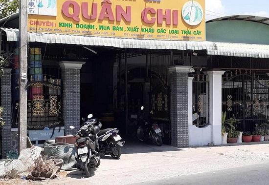 Chủ vựa trái cây ở Tiền Giang hoảng hốt vì nhà bị trộm đột nhập, mất khoảng 1 tỷ đồng - Ảnh 1
