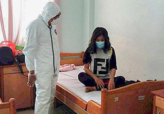 Nữ lễ tân nhiễm virus corona ở Khánh Hòa đã khỏi bệnh - Ảnh 1