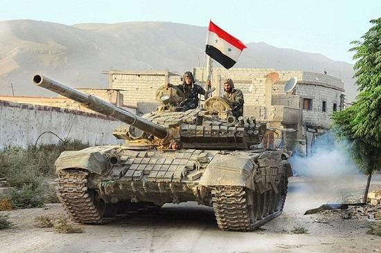 Quân đội Syria giải phóng thành phố chiến lược Saraqeb - Ảnh 1