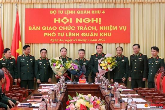 Thủ tướng Chính phủ điều động, bổ nhiệm nhân sự Quân đội - Ảnh 1