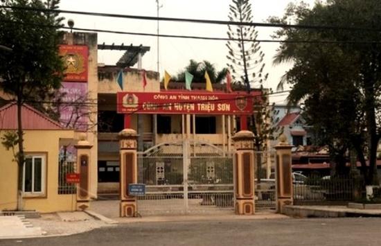 Thanh Hóa: Nghi phạm tử vong trong tư thế treo cổ tại nhà tạm giữ - Ảnh 1
