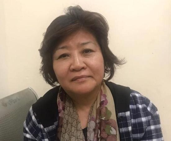 Hà Nội: Bắt giữ người phụ nữ Hàn Quốc sang Việt Nam trốn truy nã - Ảnh 1
