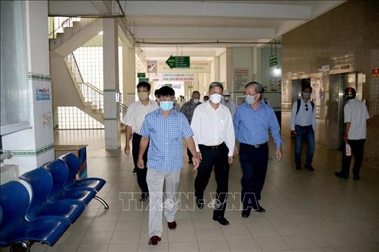 Bộ Y tế kiểm tra công tác phòng, chống dịch COVID-19 tại Bình Thuận - Ảnh 3