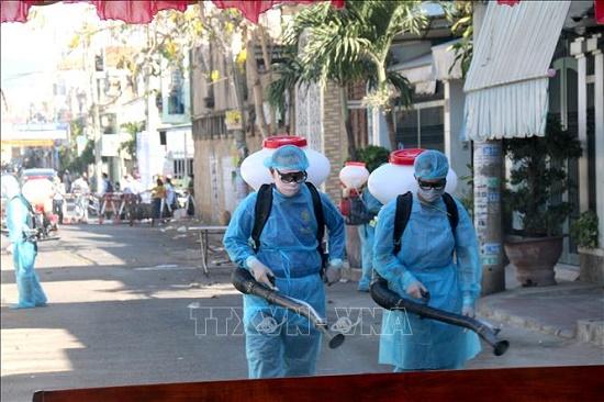 Bộ Y tế kiểm tra công tác phòng, chống dịch COVID-19 tại Bình Thuận - Ảnh 5