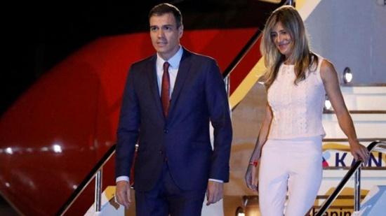 Chân dung phu nhân Thủ tướng Tây Ban Nha - Ảnh 1