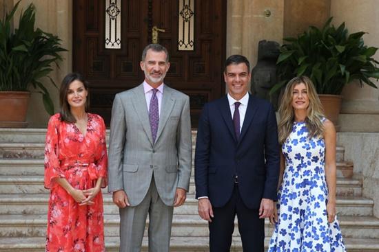 Chân dung phu nhân Thủ tướng Tây Ban Nha - Ảnh 3