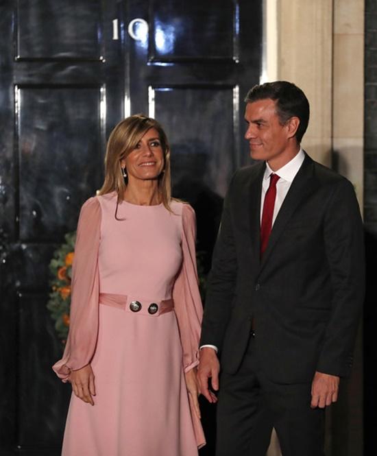 Chân dung phu nhân Thủ tướng Tây Ban Nha - Ảnh 5