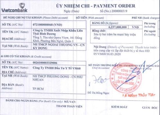 Hé lộ số tiền ông Johnathan Hạnh Nguyễn ủng hộ chống dịch Covid-19 - Ảnh 3