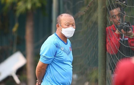 HLV Park Hang Seo họp với VFF bàn gỡ rối cho đội tuyển Việt Nam - Ảnh 1