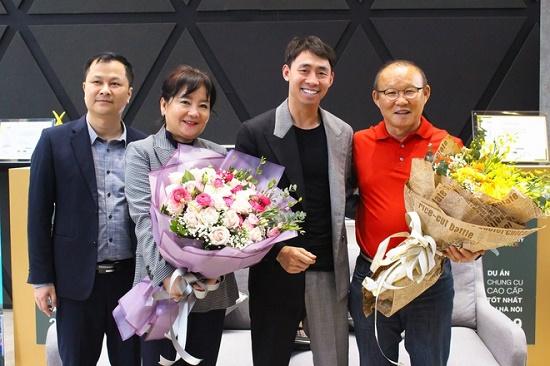 HLV Park Hang Seo cùng vợ tậu nhà tại Hà Nội - Ảnh 1