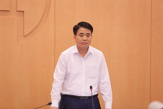 Chủ tịch UBND TP.Hà Nội yêu cầu khu cách ly không nhận đồ dùng người nhà gửi vào - Ảnh 1
