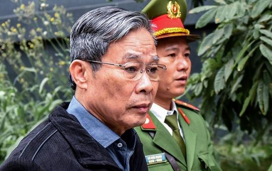 Cựu Bộ trưởng Nguyễn Bắc Son chuẩn bị hầu tòa phúc thẩm - Ảnh 1