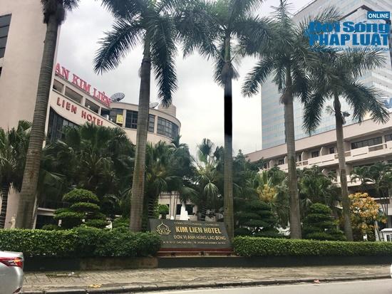 Cận cảnh khách sạn Kim Liên trước khi triển khai dự án phức hợp - Ảnh 2
