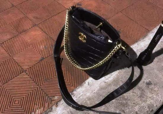 Tìm người thân cô gái bỏ lại túi xách nhảy cầu Rồng tại Đà Nẵng - Ảnh 1