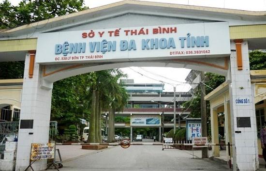 Thái Bình: Bắt giam Phó trưởng khoa bệnh viện nhận hối lộ - Ảnh 1