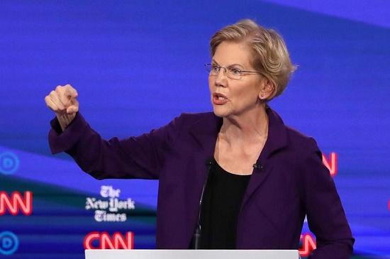 Thượng nghị sĩ Elizabeth Warren bất ngờ rời khỏi cuộc đua vào chiếc ghế Tổng thống Mỹ - Ảnh 1