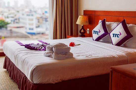 TP.HCM: Khách sạn đầu tiên ở thành nơi lưu trú cho bác sĩ chống dịch Covid-19 - Ảnh 1