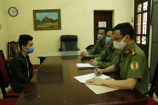 Bất ngờ lí do nam thanh niên Trung Quốc vượt biên trái phép sang Việt Nam - Ảnh 1