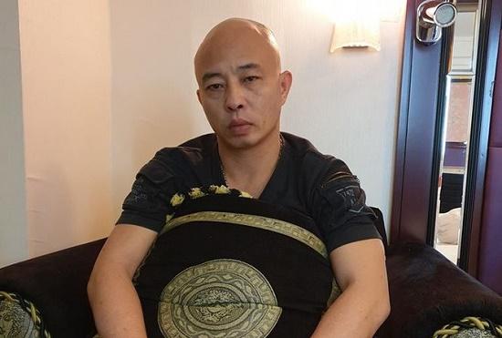 """""""Đại gia"""" Đường """"Nhuệ"""", chồng nữ doanh nhân Dương """"Đường"""" bị bắt khi đang lẩn trốn tại Hà Nam - Ảnh 1"""