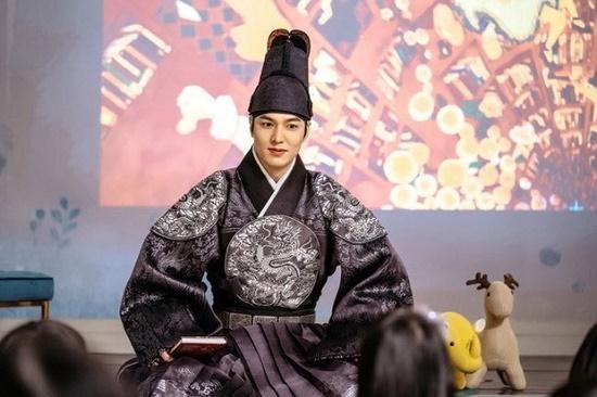 """Tạo hình cổ trang của """"Quân vương bất diệt"""" Lee Min Ho đẹp xuất sắc, """"đốn tim"""" người hâm mộ - Ảnh 1"""