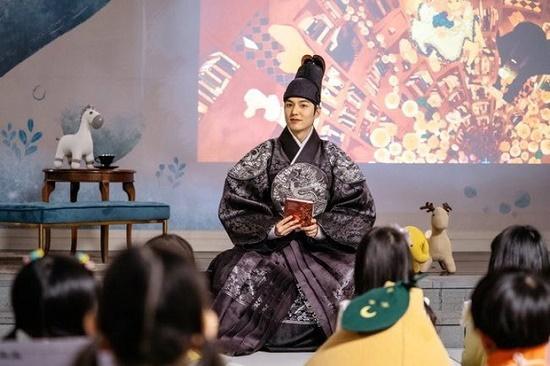 """Tạo hình cổ trang của """"Quân vương bất diệt"""" Lee Min Ho đẹp xuất sắc, """"đốn tim"""" người hâm mộ - Ảnh 2"""