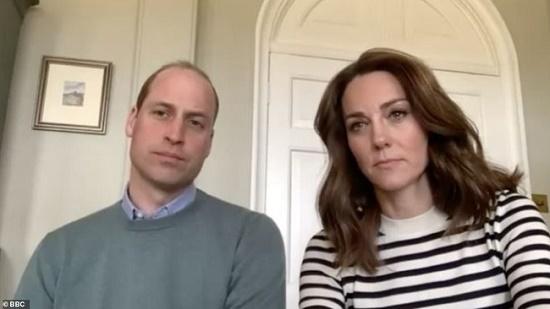 Vợ chồng Công nương Kate chia sẻ về cuộc sống cách ly ở nhà cùng các con - Ảnh 1