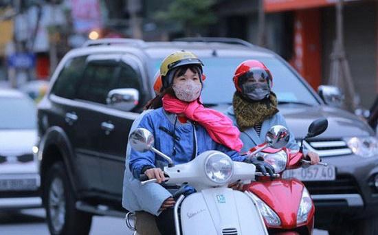 Cuối tuần, Bắc Bộ đón không khí lạnh gây mưa lớn nhiều ngày - Ảnh 1