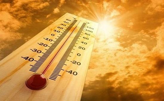 Hôm nay (20/4), nắng nóng diện rộng trên cả nước, có nơi trên 38 độ C - Ảnh 1