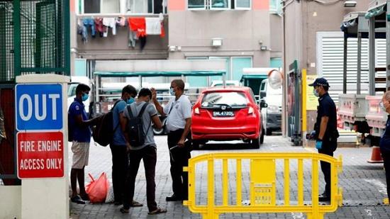 Singapore ghi nhận thêm hơn 1.100 người nhiễm Covid-19 trong vòng 24 giờ - Ảnh 1