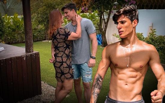 Tình trẻ kém 30 tuổi của mẹ siêu sao Neymar tiếp tục vướng tin đồn hẹn hò cùng người đồng giới - Ảnh 1