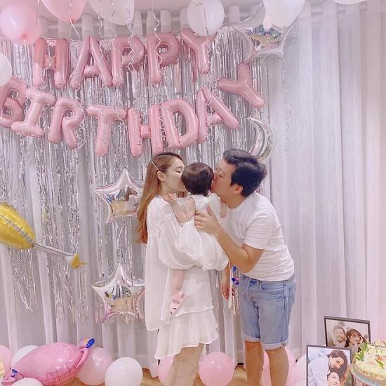 Trường Giang bất ngờ đăng ảnh con gái nhân dịp sinh nhật tuổi 37 - Ảnh 1