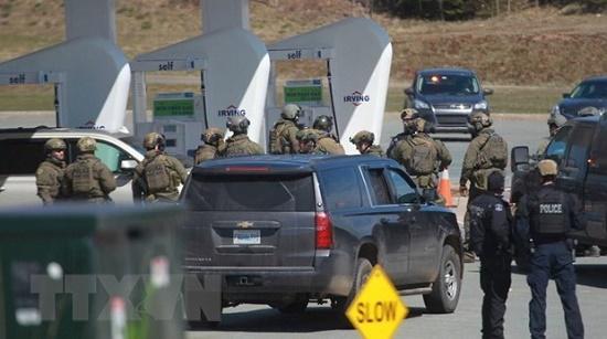 Vụ xả súng kinh hoàng tại Canada: Ít nhất 18 người cùng nghi phạm đã chết - Ảnh 1
