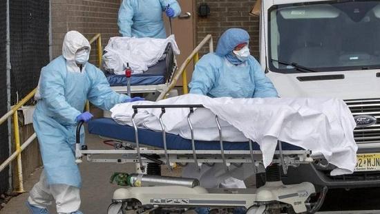 Hơn 60.000 người tử vong do Covid-19 tại Mỹ, kinh tế ảnh hưởng nặng nề - Ảnh 1