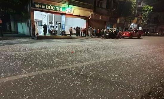 Quảng Ninh: Bình gas vừa thay bất ngờ phát nổ, 2 người bị thương nặng - Ảnh 1