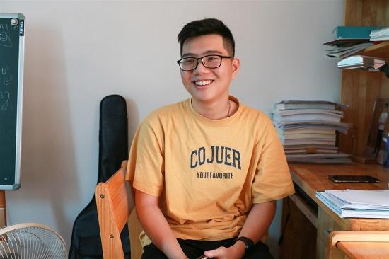 Bí quyết giúp nam sinh điển trai xứ Nghệ giành học bổng từ 9 trường đại học Mỹ - Ảnh 1