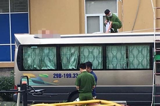 Vụ thi thể người đàn ông trên nóc xe khách, nghi rơi từ chung cư: Hé lộ nội dung lá thư tuyệt mệnh - Ảnh 1