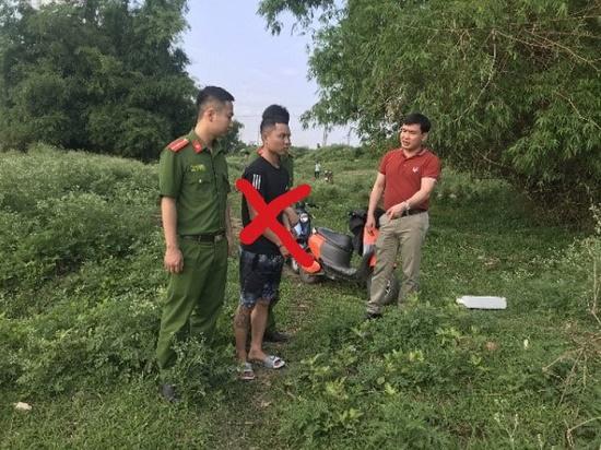 Gian nan hành trình truy bắt gã trai mặc áo mưa mang dao bầu đi cướp tài sản ở Bắc Giang - Ảnh 3
