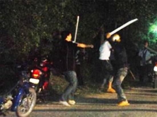 Làm rõ vụ nhóm giang hồ nổ súng, 2 người dân trúng đạn - Ảnh 1