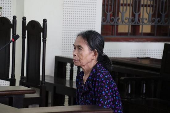 Bà nội lĩnh án 12 năm tù vì đẩy cháu xuống đập nước tử vong - Ảnh 1