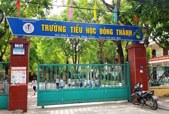 Rút khẩu phần ăn, thu học phí sai quy định, nữ hiệu trưởng ở Ninh Bình bị khởi tố - Ảnh 1