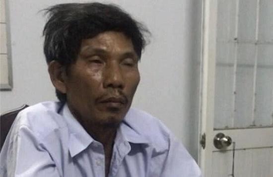 Bắt giữ gã đàn ông bất nhân xâm hại bé 3 tuổi ở Bà Rịa – Vũng Tàu  - Ảnh 1