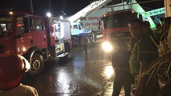 Ám ảnh hiện trường vụ sập nhà xưởng ở Vĩnh Phúc khiến 3 người chết, 18 người bị thương - Ảnh 6