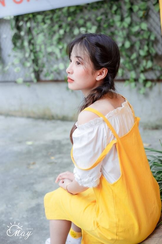"""Vẻ đẹp trong veo của nữ sinh Thái Nguyên khiến bao người phải """"yêu ngay từ cái nhìn đầu tiên"""" - Ảnh 9"""
