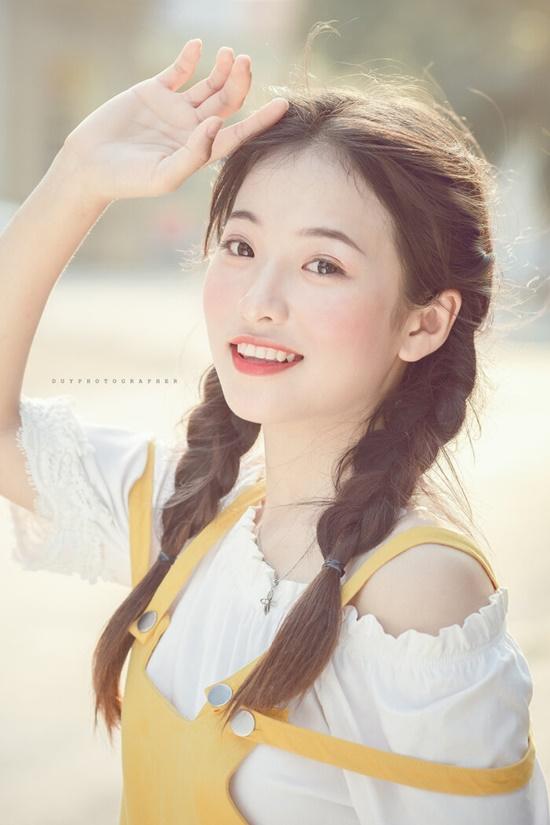 """Vẻ đẹp trong veo của nữ sinh Thái Nguyên khiến bao người phải """"yêu ngay từ cái nhìn đầu tiên"""" - Ảnh 5"""