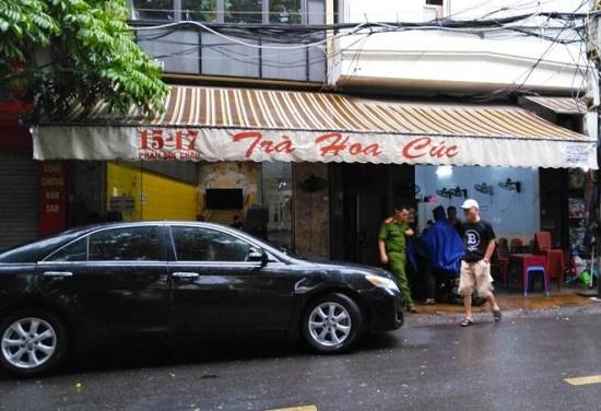 Trích xuất camera truy tìm kẻ ngồi trên ô tô chĩa súng bắn người tại quán trà cúc - Ảnh 1