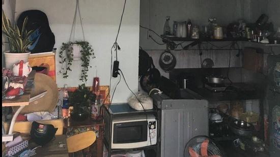 Vụ cháy nhà trọ, 3 người thương vong ở TP.HCM: Người chồng tâm sự gì trước khi xảy ra sự việc? - Ảnh 1